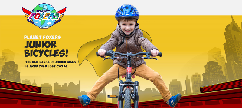 FIREFOX METEORIDER 16 YELLOW (5-7 YEARS) KID'S BICYCLE