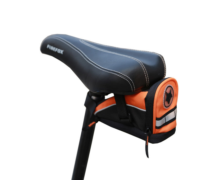 FIREFOX Bags & Panniers - SEAT POST ORANGE BAG
