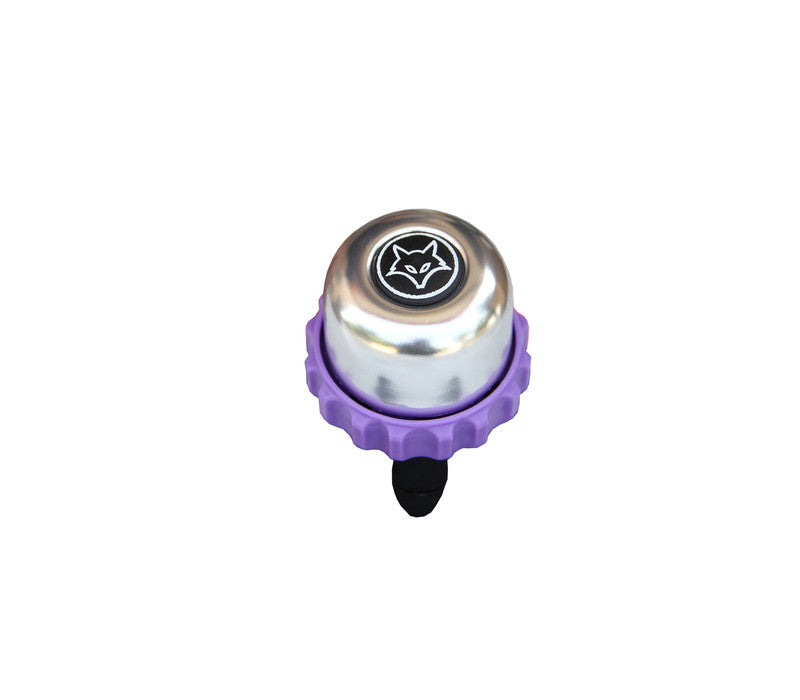 FIREFOX Bells - BELL ALLOY ROTATING - PURPLE
