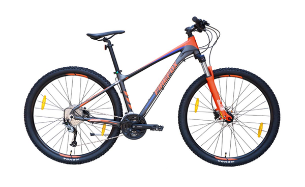 FIREFOX STRAVARO 29ER GREY BICYCLE