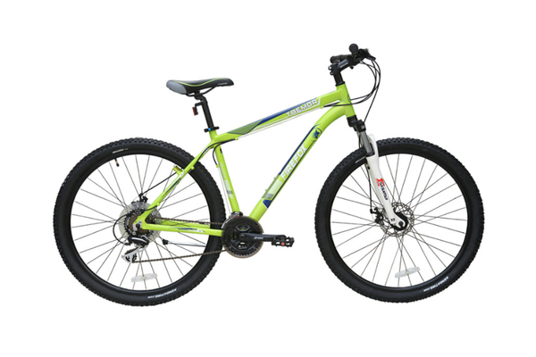 FIREFOX TREMOR DISC 29ER GREEN/WHITE BICYCLE