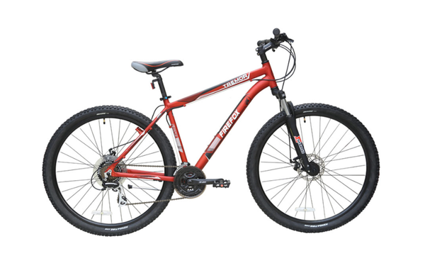 FIREFOX TREMOR DISC 29ER RED/BLACK BICYCLE