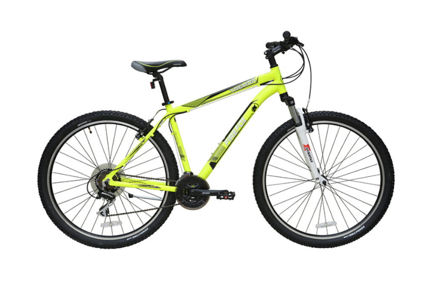 FIREFOX TREMOR V 29ER YELLOW/WHITE BICYCLE