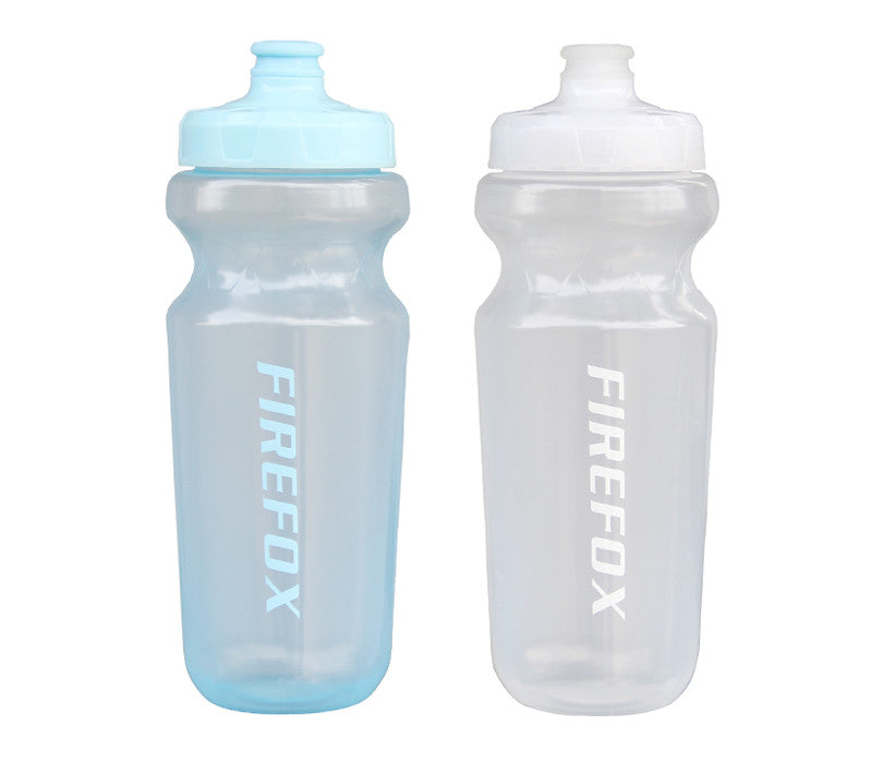 FIREFOX Water Bottles-Water Bottle - Plastic Transparent