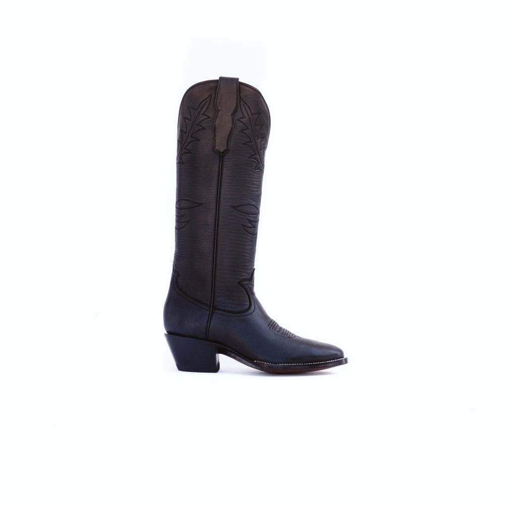 CITY Boots Preston Women's Black Cowboy Boots