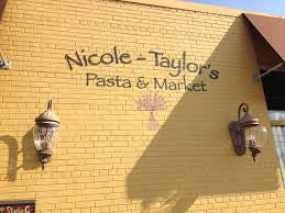 Now Available at Nicole-Taylor's Pasta and Market