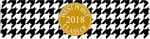 West Point Class Year Cuff Bracelet