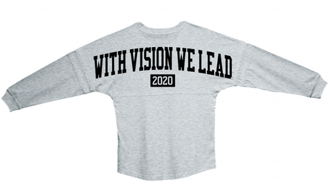 Light Grey West Point Motto Jersey