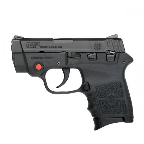 Smith & Wesson Bodyguard with Crimson Trace Laser