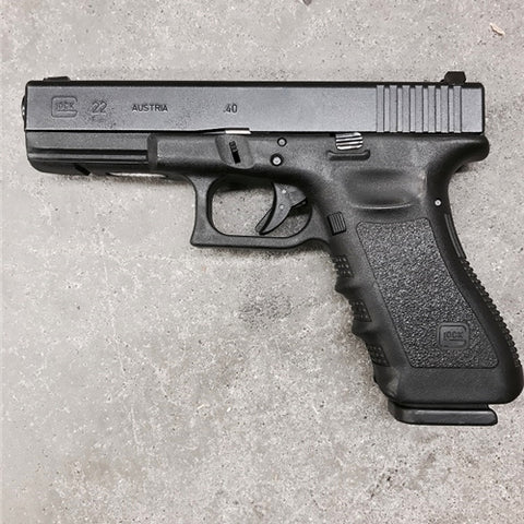 Glock 22 USED Police Trade In With Night Sights