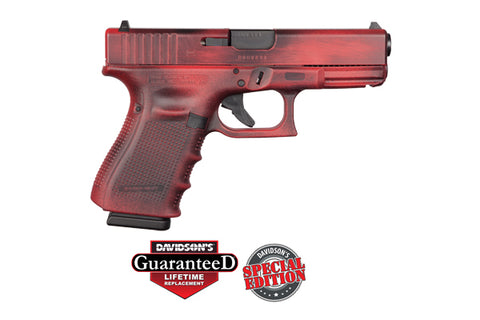 Glock 19 Gen 4 RED