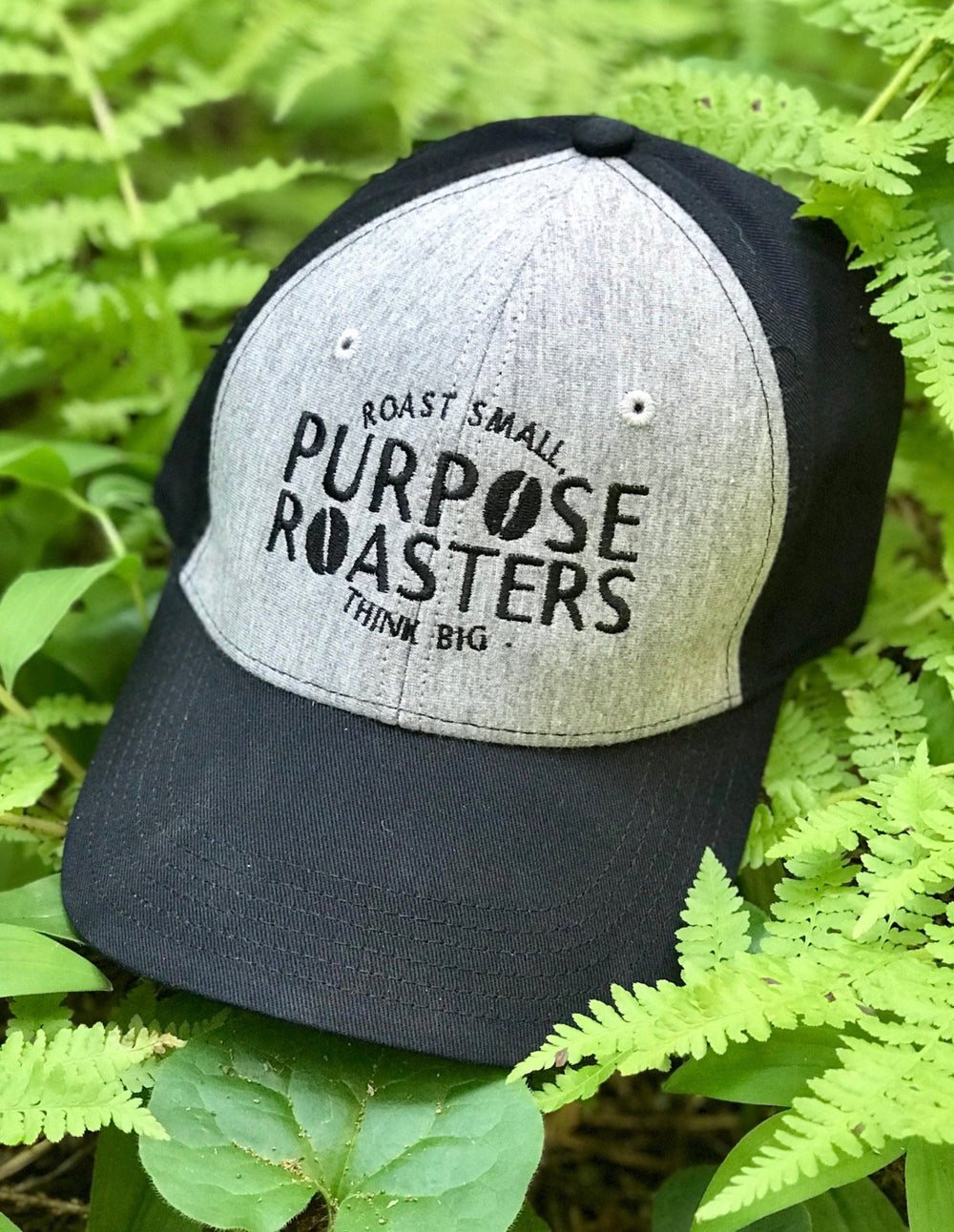 Purpose Roasters Jersey Front Cap