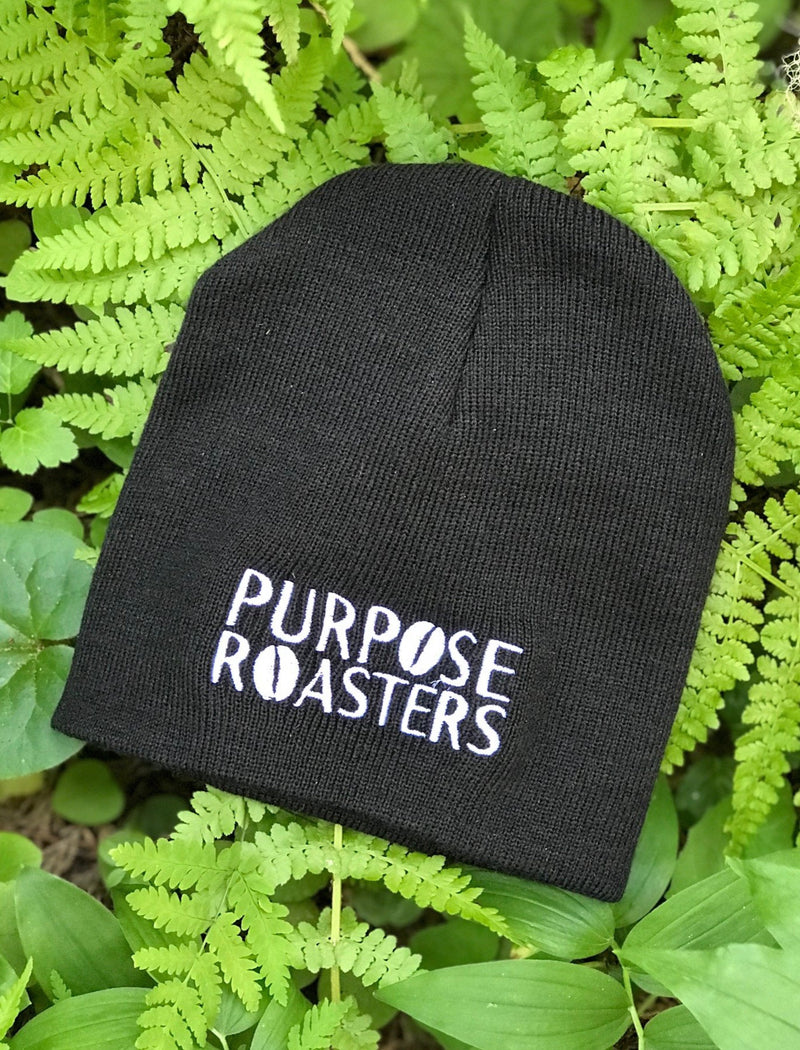 Purpose Roasters Knit Skull Cap