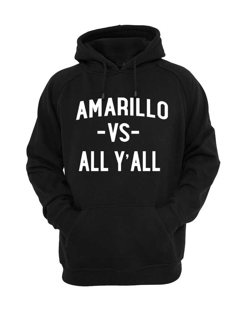 Amarillo vs. All Y'all