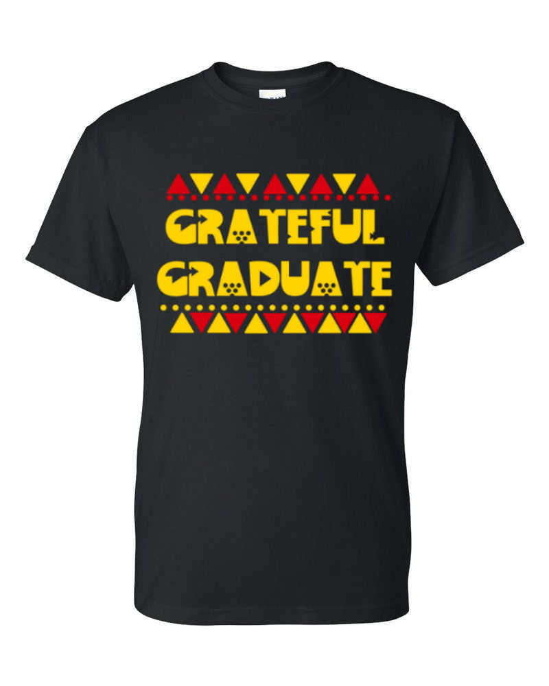 Retro Grateful Graduate T-shirt
