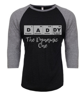 Dynamic Dad T-shirt