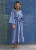 MOSES DRESS (DENIM)
