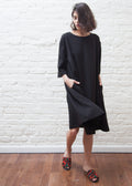 SWAY DRESS (BLACK)