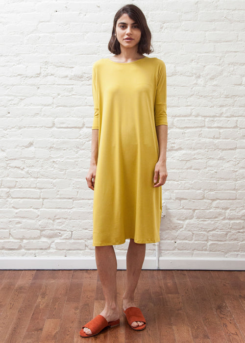 "FROCK ""LEMONADE"" (YELLOW)"