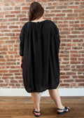 BAG DRESS (Black)