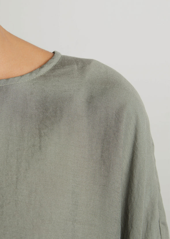 SLOUCH TOP (SAGE)