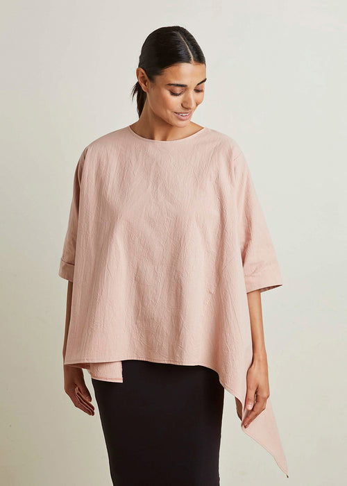CASCADE TOP (BLUSH)