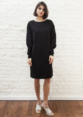 THE FEMME DRESS (BLACK)