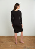 BODY DRESS (BLACK)