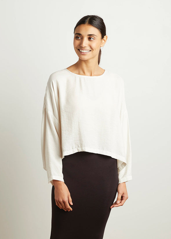 SLOUCH TOP (PEARL)