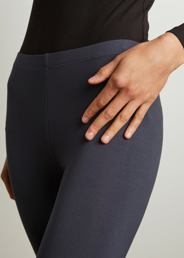 """LOYAL"" LEGGINGS (STEEL GRAY)"