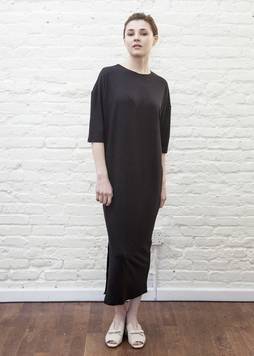 THE FROCK SLIM (BLACK)