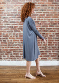 FROCK SQUARE (PERI GRAY) *UPDATED LENGTHS*