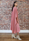 SQUARE DRESS (ROSE)