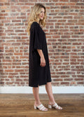 FROCK DRIFT  (BLACK)