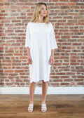 FROCK DRIFT (WHITE)