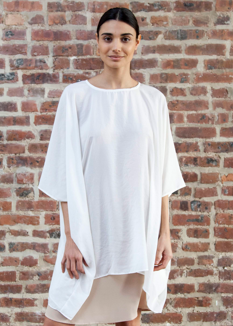 SQUARE TOP (WHITE)