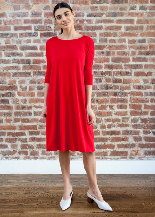 "FROCK ""CLASSIC"" (RED)"