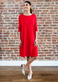 FROCK (RED)