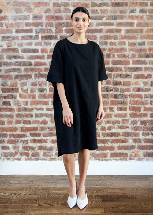 DRIFT DRESS (Black)