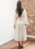 MOSES DRESS (CREAM) *LIMITED EDITION*