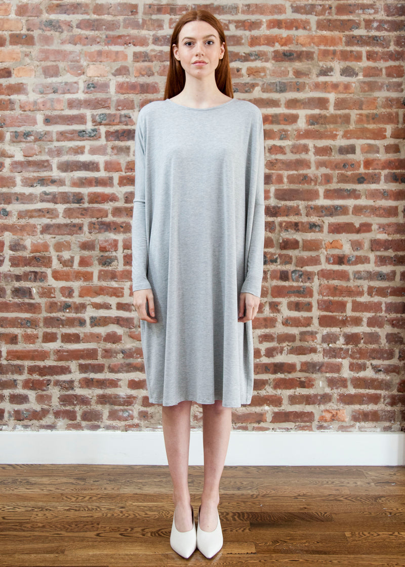 FROCK SQUARE (LIGHT GRAY)