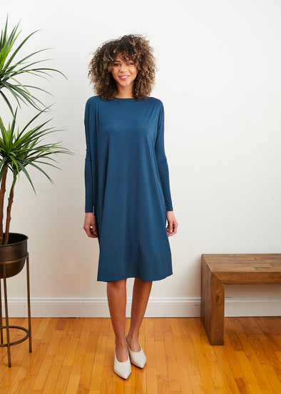 FROCK SQUARE (SAPPHIRE)