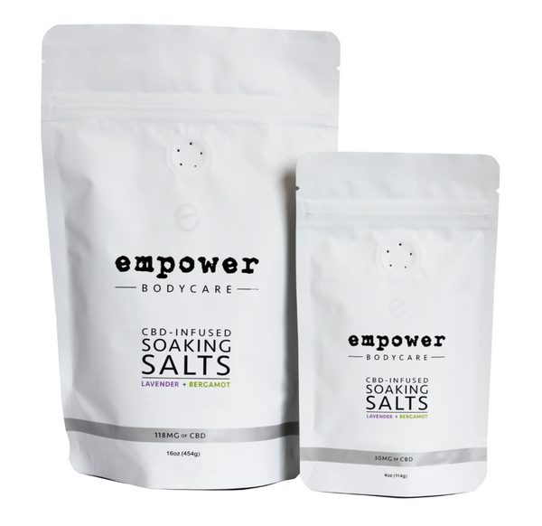 Empower CBD Bath Salts