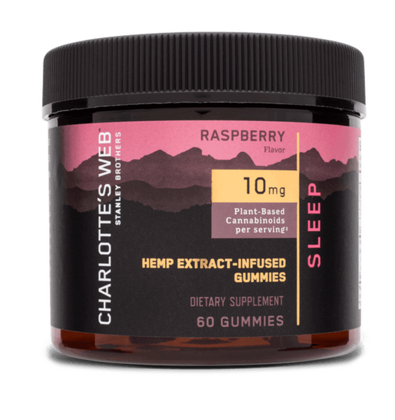 Charlotte's Web CBD Sleep Gummies