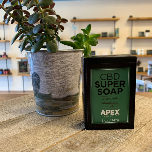 Apex Soap - 350mg