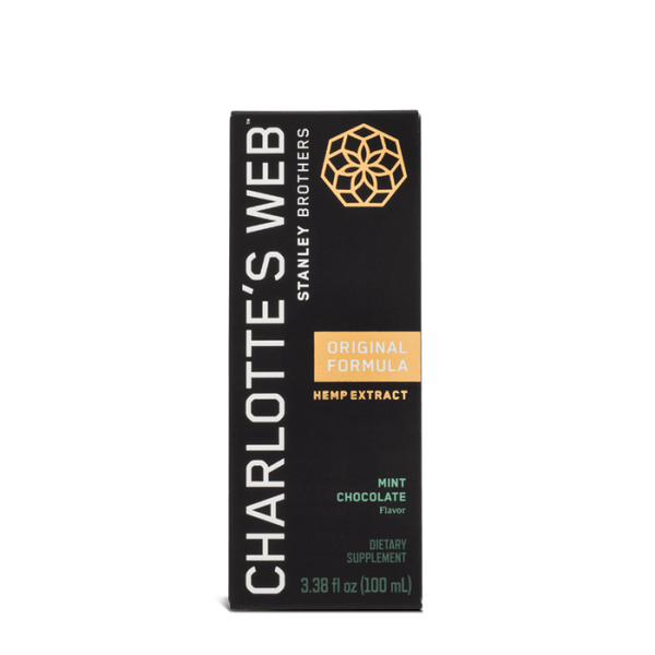 Charlotte's Web - 50MG CBD/1 ML (Original Formula)