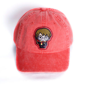Gorra Harry Potter Rojo - QUIUBOLEE