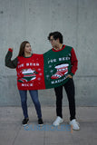Ugly Christmas Sweater Parejas