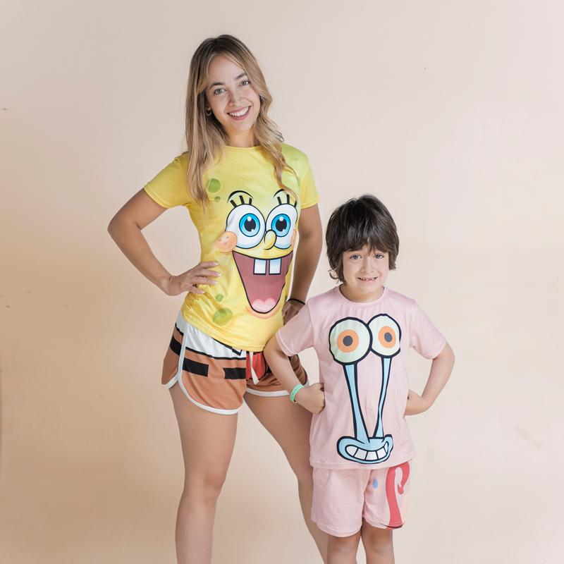 Playera Bob Esponja Smile