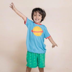 Playera Pijama Carlitos